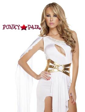 Grecian Goddess Roma Costume | R-4619