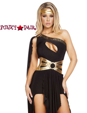 Gorgeous Goddess Roma Costume | R-4618