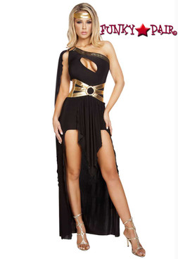 Roma Costume | R-4618, Gorgeous Goddess full front view