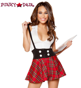 Teasing School Girl Roma Costume | R-10097