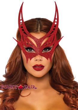 Glitter Devil Mask | Leg Avenue LA-2821