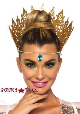 Leg Avenue | LA-2844, Glitter Die Cut Crown