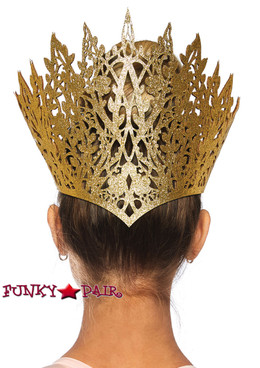Leg Avenue | LA-2844, Glitter Die Cut Crown
