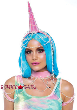 Leg Avenue | LA-2817, Showgirl Unicorn Costume Kit