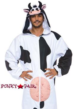 Moooo Cow Men Costume | Leg Avenue LA-86782