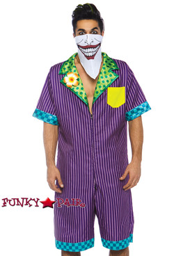 Super Villain Men Costume | Leg Avenue LA-86763