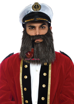 Leg Avenue | LA-2826, Captain Costume Kit