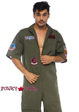 Top Gun Men Flight Suit | Leg Avenue TG86774