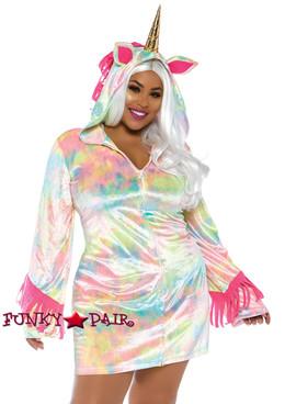 Plus Size Enchanted Unicorn Costume | Leg Avenue LA-86724X