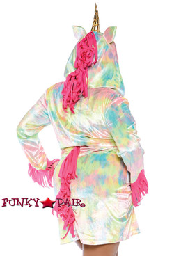 Plus Size Enchanted Unicorn Costume | Leg Avenue LA-86724X