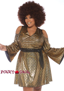 Plus Size Disco Diva Costume | Leg Avenue LA-86780X