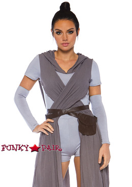 Galaxy Rebel  Romper Costume | Leg Avenue LA-86728