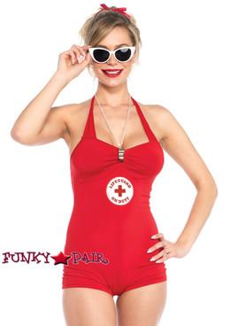 Leg Avenue | LA-86737, CPR Sweetie Romper Costume
