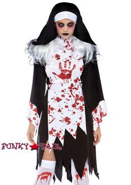 Killer Nun Costume | Leg Avenue LA-86731