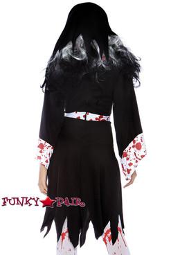 Killer Nun Costume | Leg Avenue LA-86731 back view