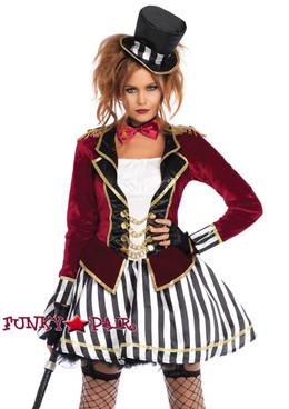 Women's Ringmaster Costume | Leg Avenue LA-86744