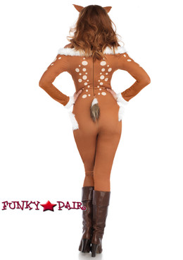Leg Avenue | LA-86725, Darling Deer Costume back view