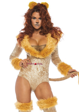 Leg Avenue | LA-86779, Lovely Lioness Costume