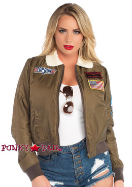 Leg Avenue | TG86735, Top Gun Bomber Jacket