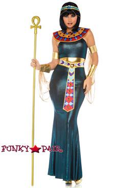 Leg Avenue | LA-86757, Nile Goddess Costume full view