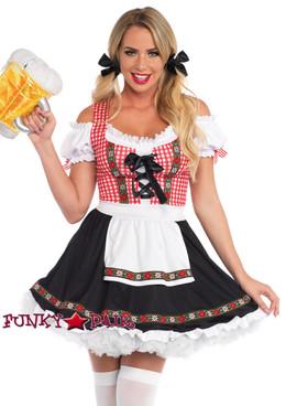Leg Avenue | LA-86746, Oktoberfest Beer Garden Babe Costume