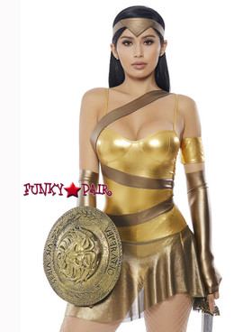 ForPlay | FP-558717, Golden Amazon Hero Costume