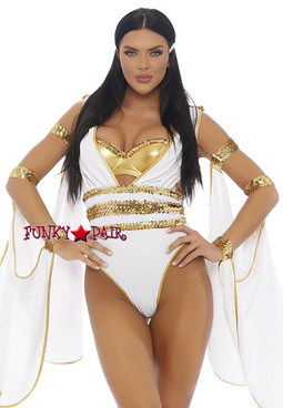 ForPlay | FP-558786, Glo' My Goddess Costume