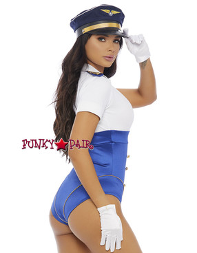ForPlay | FP-558789, In Control Pilot  Costume side view