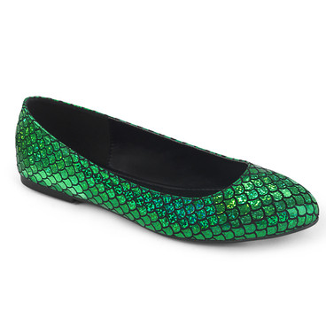 Mermaid Fish Scale Cosplay Flats | Funtasma Mermaid-21