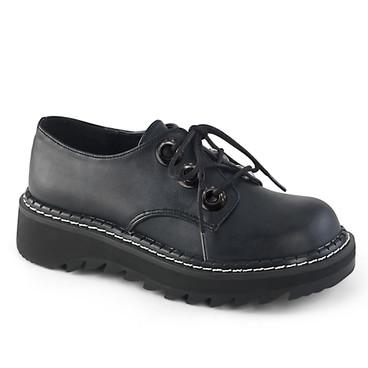 Lilith-99, Platform Oxford Shoes Women's Demonia