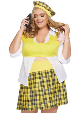 Plus Size Clueless Cutie Costume | Leg Avenue LA-86811X