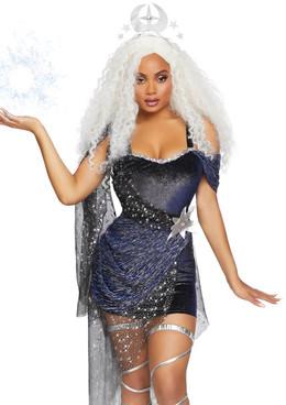 Leg Avenue | Moon Goddess Costume, LA-86806