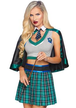 Women's Sinister Spellcaster Costume by Leg Avenue LA-86810