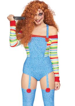 Leg Avenue | Killer Doll Costume, LA-86851