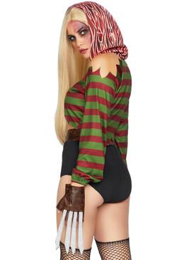 Leg Avenue | LA-86849, Freddy Dream Killer Costume back view