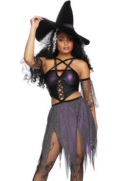 Sexy Spell caster Costume by Leg Avenue LA-86829