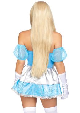 Leg Avenue LA-86815, Fairytale Flirt Costume back view