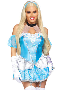 Fairytale Flirt Costume by Leg Avenue LA-86815