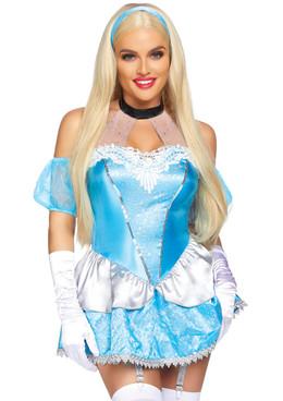Fairytale Flirt Costume by Leg Avenue LA-86815