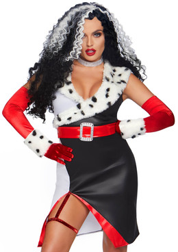 Devilish Diva Costume by Leg Avenue LA-86809