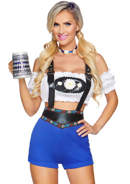 Lederhosen Honey Costume by Leg Avenue LA-86820
