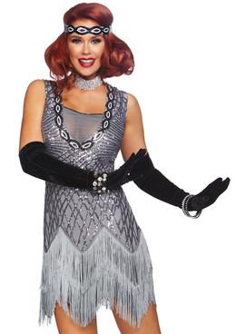 Leg Avenue | Roaring Roxy Costume, LA-86855
