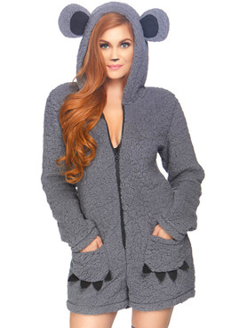 Women's Cuddle Koala Costume by Leg Avenue LA-86834