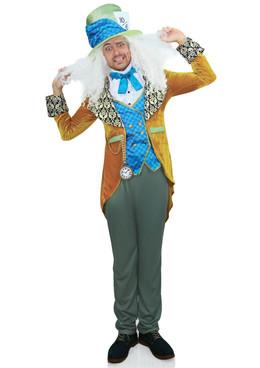 Leg Avenue LA-86875 Men's Classic Mad Hatter Costume Full View