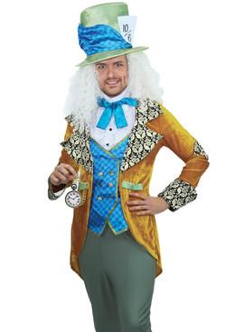 Men's Classic Mad Hatter Costume by Leg Avenue LA-86875