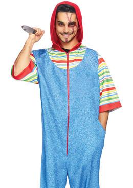Men's Creepy Killer Costume by Leg Avenue LA-86842