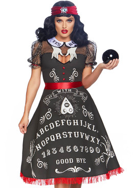 Leg Avenue | LA-86812, Spooky Board Beauty Costume