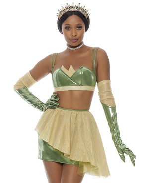FP-559613, Bayou Beauty Princess Costume by Forplay