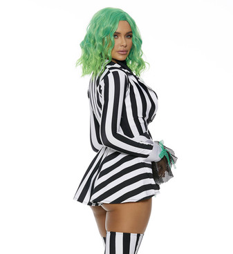 Got the Juice Movie Character Costume by Forplay FP-559617, back view