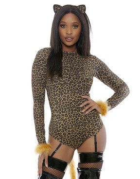 FP-559629, Meow! Sexy Cat Costume for Forplay